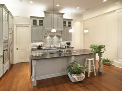grey - Kitchen Cabinet Colors