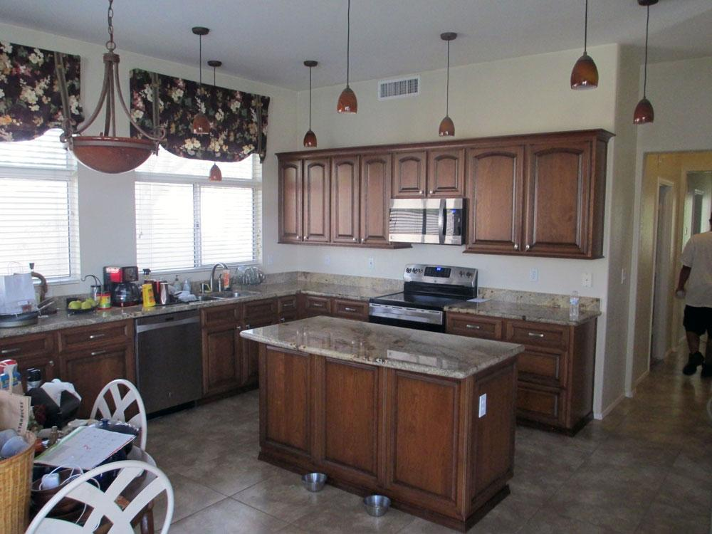 brown kitchen cabinets phoenix cabinet cures