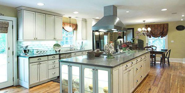 single wall kitchen 2