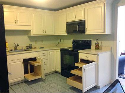 kitchen cabinets drawer conversion phoenix cabinet cures