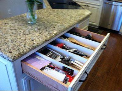 kitchen drawer organization phoenix cabinet cures