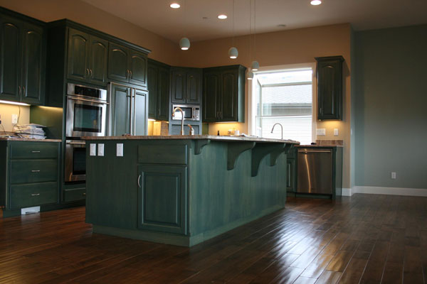 curved corbels under island counter phoenix cabinet cures
