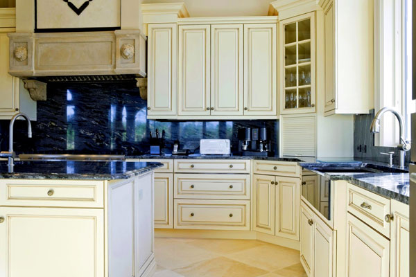 custom cabinets and cabinet refacing