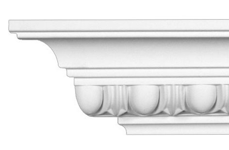 Egg & Dart Crown Molding