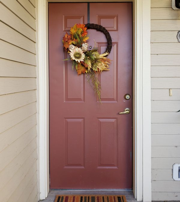 Thanksgiving day decor