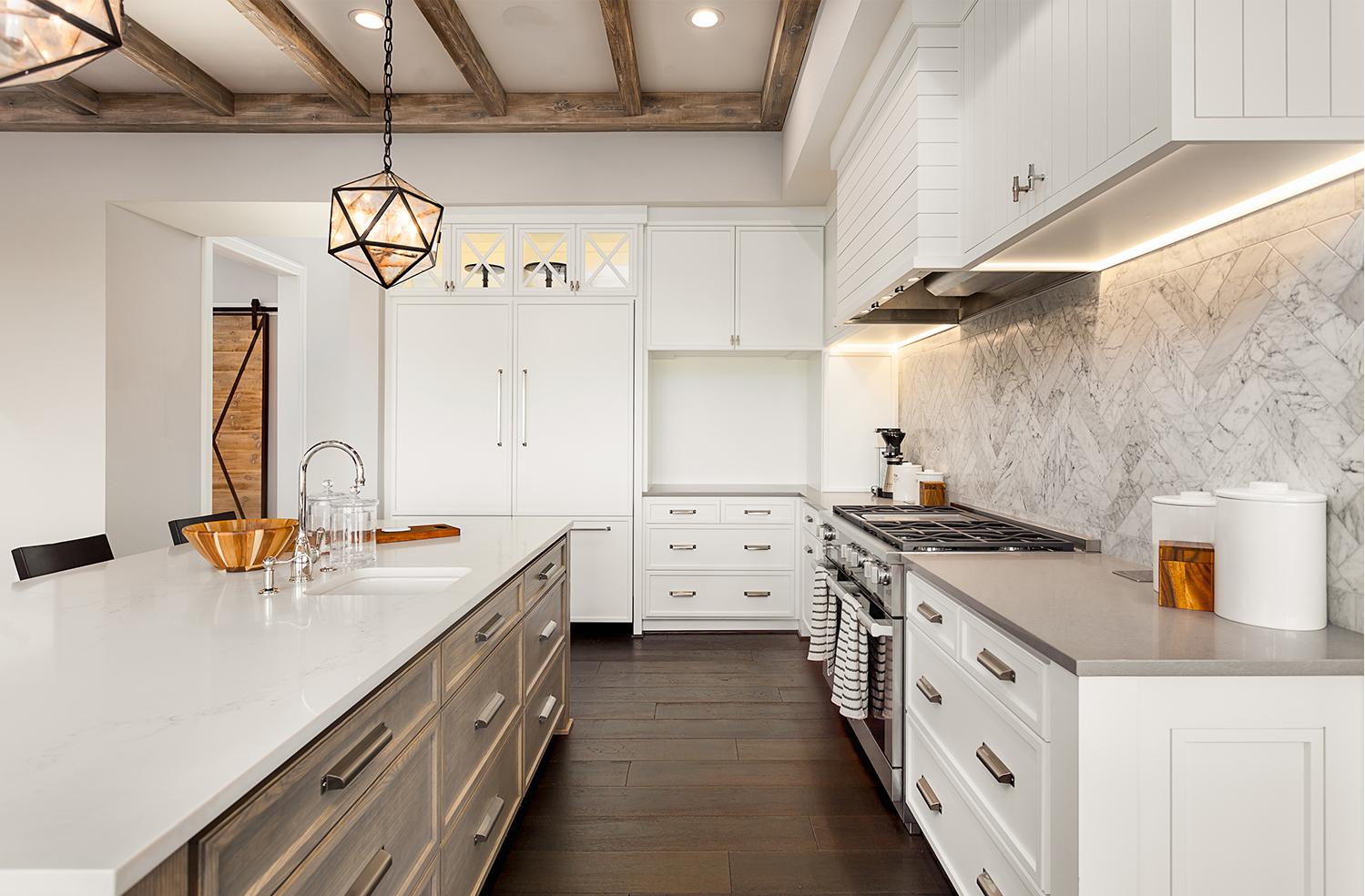 Completely Custom Cabinets